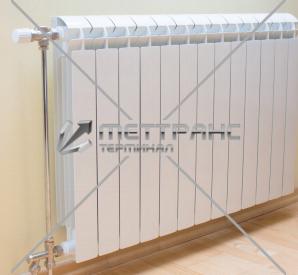 Радиатор панельный в Абакане