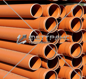 Труба канализационная 90 мм в Абакане