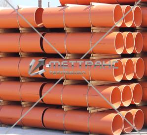 Труба канализационная 250 мм в Абакане